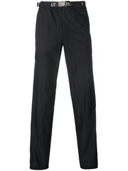 Valentino Elasticated Waist Trousers Black