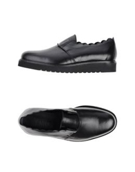 Ymc You Must Create Moccasins Black