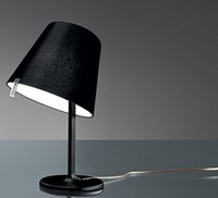 Artemide Melampo Table Lamp Silver