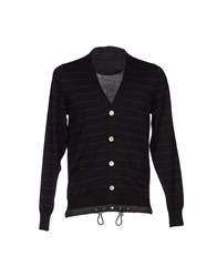 Sacai Knitwear Cardigans Men Black