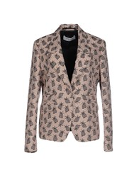 Mauro Grifoni Suits And Jackets Blazers Women Dove Grey
