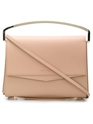 Eddie Borgo Small 'Boyd' Clutch Pink And Purple