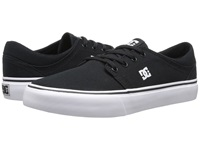 Dc Trase Tx Black White Skate Shoes
