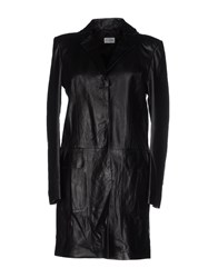 Philosophy Di Alberta Ferretti Coats And Jackets Full Length Jackets Women Black