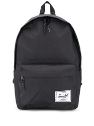 Herschel Supply Co. Classic Xl Logo Patch Backpack Black