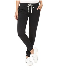 Alternative Apparel Eco Fleece Jogger Pant True Black Women's Casual Pants