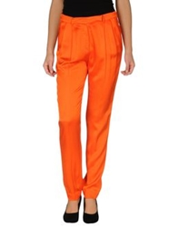 True Royal Dress Pants Orange