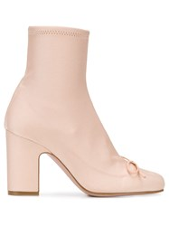 Red Valentino Redvalentino V 85Mm Ankle Boots 60