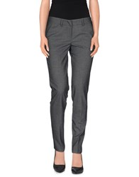 Hanita Trousers Casual Trousers Women Grey