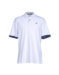 Henry Cotton's Polo Shirts Blue
