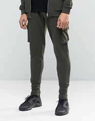Systvm Axel Joggers In Khaki Green