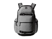 Burton Kilo Pack Gray Heather Backpack Bags