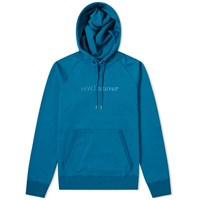 Wood Wood Fred Whatever Hoody Blue