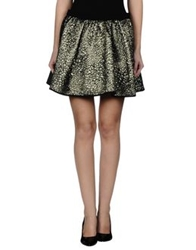 Pepe Jeans Mini Skirts Bronze