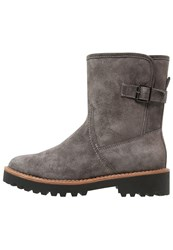 Pier One Winter Boots Pewter Grey