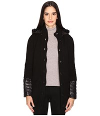 Duvetica Findulas Sweater Coat All Black Women's Coat