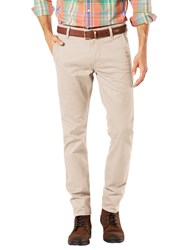 Dockers Bic Alpha Original Skinny Stretch Twill Chinos Pure Cashmere