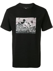 Vans Mickey 90 T Shirt Black
