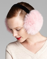 Maximilian Fox Earmuffs With Velvet Band