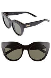 Le Specs Women's Air Heart 51Mm Sunglasses