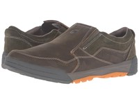 Merrell Berner Moc Dusty Olive Men's Slip On Shoes