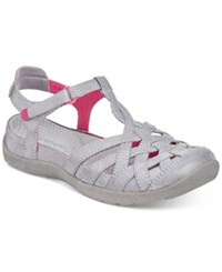 Bare Traps Florrie Flat Sandals A Macy's Exclusive Style Women's Shoes Grey