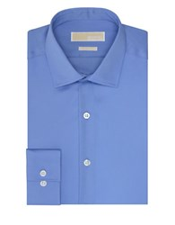 Michael Michael Kors Slim Fit Dress Shirt Cornflower