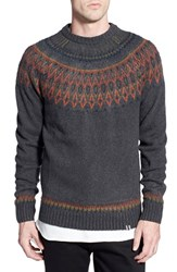 Men's Bellfield Fair Isle Crewneck Sweater