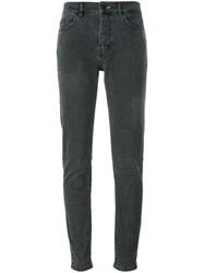 Mcq By Alexander Mcqueen Slim Fit Jeans Black