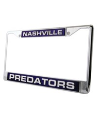 Rico Industries Nashville Predators License Plate Frame Team Color