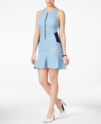Guess Jeancare Flared Dress Silicone Rinse