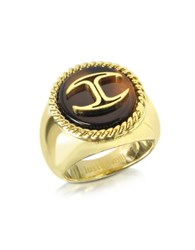 Just Cavalli Gold Plated Women's Ring