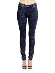Cult Of Individuality Gypsy High Rise Two Way Stretch Jeans Acid