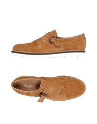 Thompson Loafers Camel