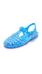 Markus Lupfer Jelly Sandals Blue