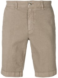 Re Hash Classic Chino Shorts Brown