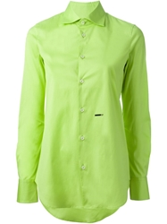Dsquared2 Classic Shirt Green
