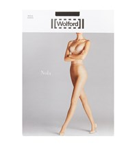 Wolford Nola Polka Dot Tights Female Black