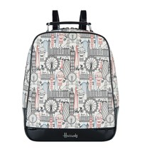 Harrods Balloons And Bicycles Backpack Multi