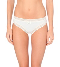 Princesse Tam Tam Beaute Bikini Briefs Blush White