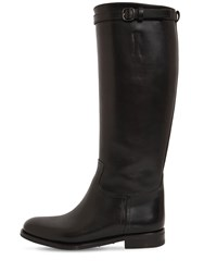 Church's 20Mm Michelle Leather Boots Black