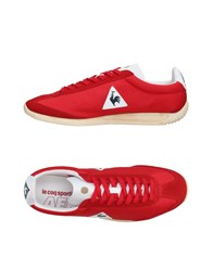 Le Coq Sportif Sneakers Red