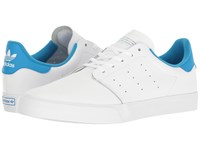 Adidas Seeley Court Footwear White Footwear White Bright Blue Men's Skate Shoes
