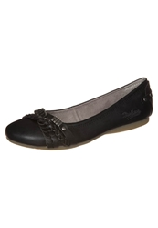 Dockers By Gerli Ballet Pumps Schwarz Black
