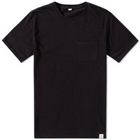 Bedwin And The Heartbreakers Jack Pocket Tee Black