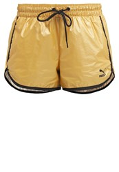 Puma Shorts Pale Gold