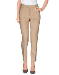 Band Of Outsiders Trousers Casual Trousers Women Khaki