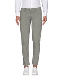 Eredi Del Duca Casual Pants Military Green