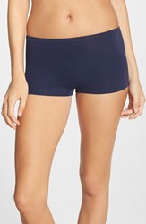Women's Nordstrom Seamless Boyshorts Navy Peacoat