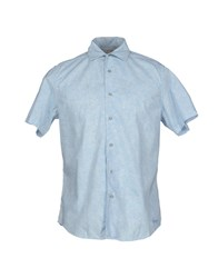 Vintage 55 Shirts Shirts Men Sky Blue